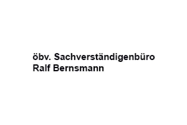 öbv. Sachverständigenbüro Ralf Bernsmann